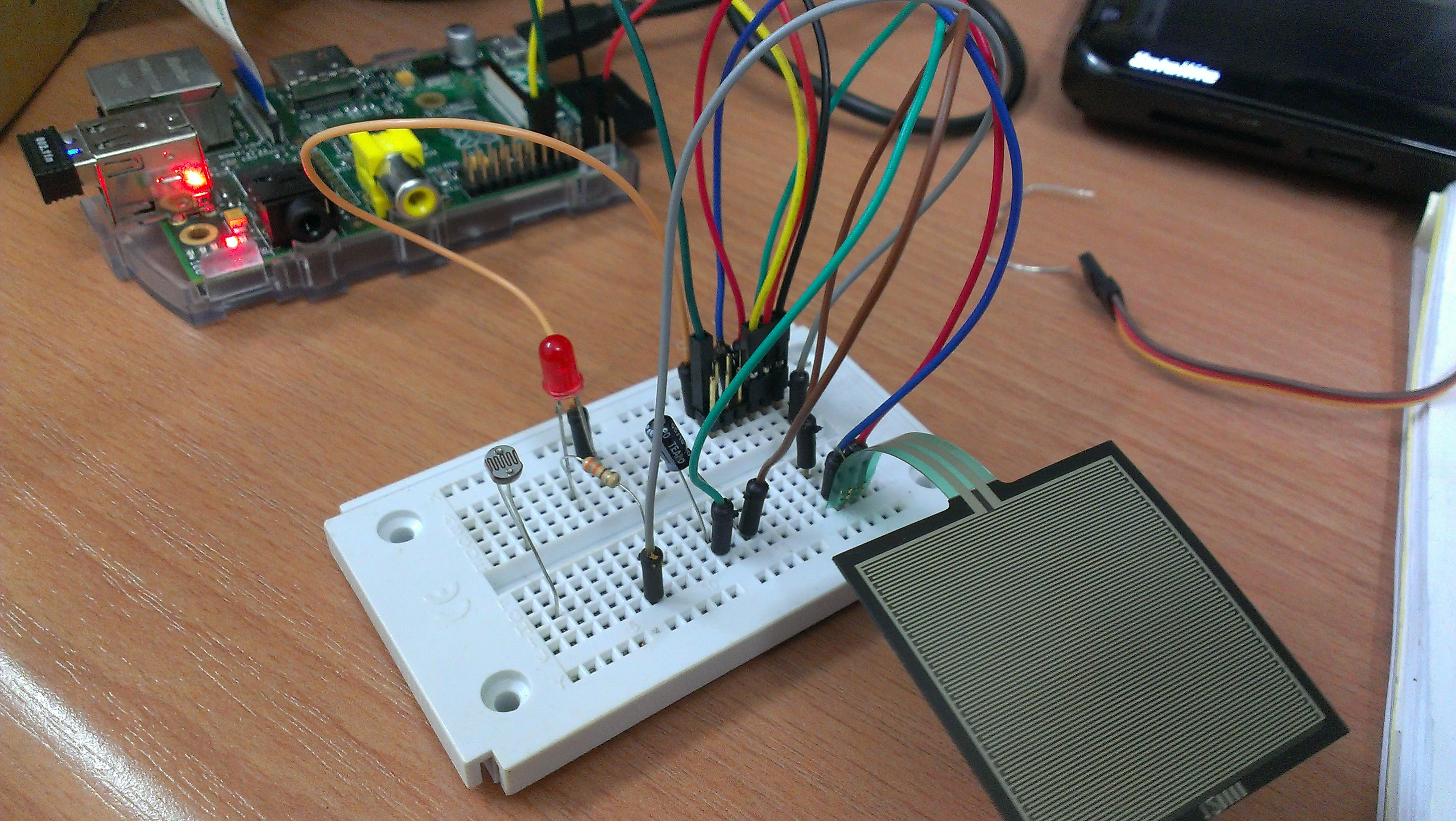 Raspberry Pi with Sensors | Raspberry Pi Wonderland